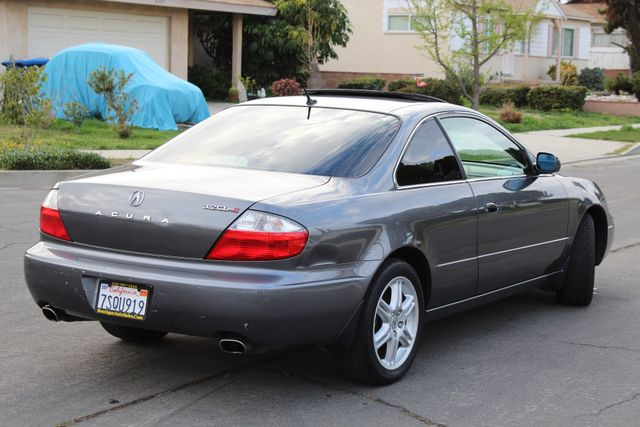 2003 Acura CL TYPE S W/NAVIGATION SYSTEM BRAND NEW TIRES SUNROOF LEATHER SERVICE RECORDS! Woodland Hills, CA 7