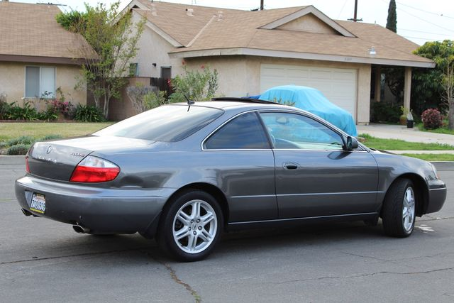 2003 Acura CL TYPE S W/NAVIGATION SYSTEM BRAND NEW TIRES SUNROOF LEATHER SERVICE RECORDS! Woodland Hills, CA 8