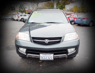 2003 Acura MDX Touring Sport Utility Chico, CA 6