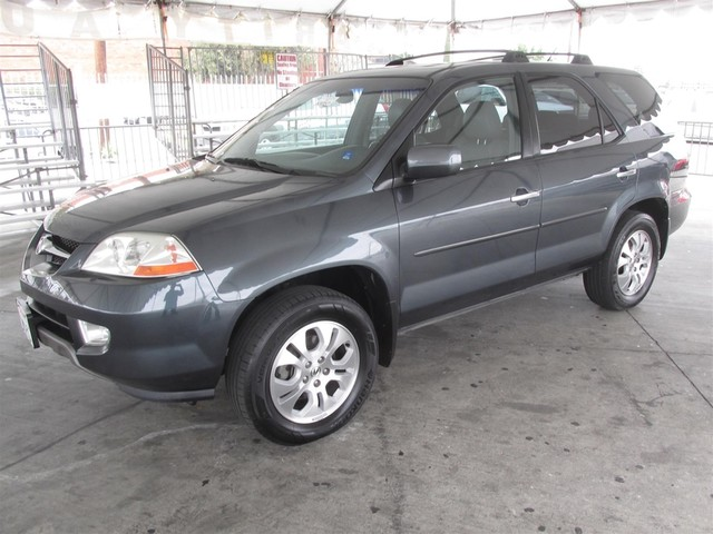 2003 Acura MDX Touring Pkg RES This particular Vehicles true mileage is unknown TMU Please cal