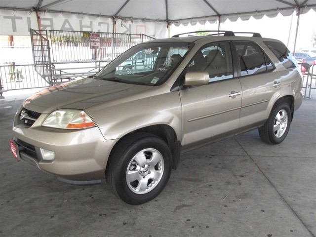 2003 Acura MDX This particular Vehicle comes with 3rd Row Seat Please call or e-mail to check ava