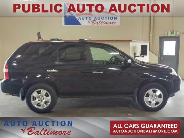 2003 Acura MDX  | JOPPA, MD | Auto Auction of Baltimore  in JOPPA MD