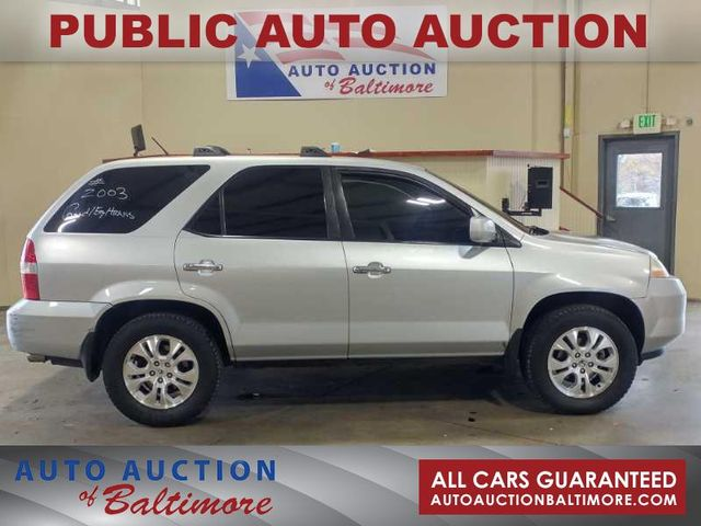 2003 Acura MDX Touring Pkg RES w/Navigation System | JOPPA, MD | Auto Auction of Baltimore  in JOPPA MD