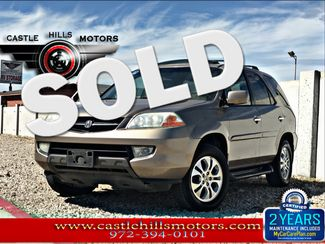 2003 Acura MDX Touring Pkg RES | Lewisville, Texas | Castle Hills Motors in Lewisville Texas