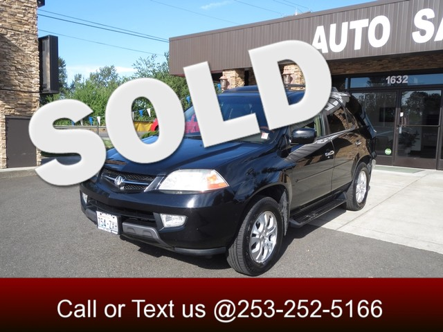 2003 Acura MDX Touring RES AWD The CARFAX Buy Back Guarantee that comes with this vehicle means th