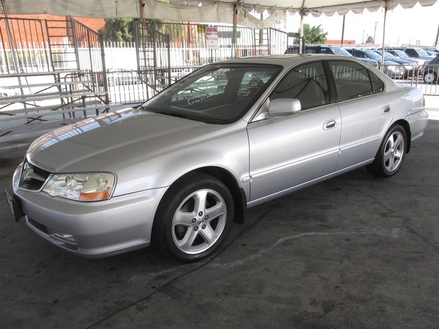2003 Acura TL Type S wNavigation This particular Vehicles true mileage is unknown TMU Please