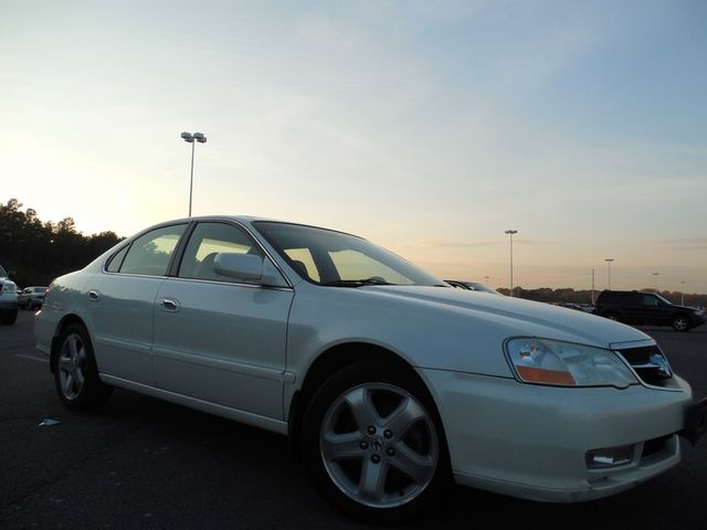 2003 Acura TL Type S w/Navigation System Leesburg, Virginia 1