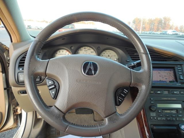 2003 Acura TL Type S w/Navigation System Leesburg, Virginia 13