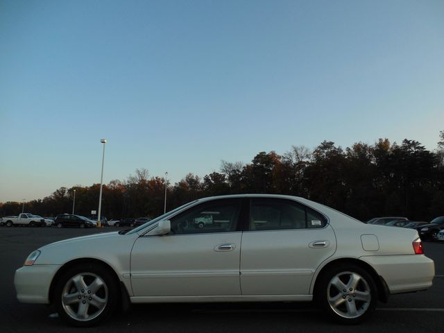 2003 Acura TL Type S w/Navigation System Leesburg, Virginia 2