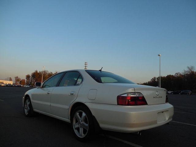 2003 Acura TL Type S w/Navigation System Leesburg, Virginia 3