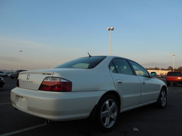 2003 Acura TL Type S w/Navigation System Leesburg, Virginia 5