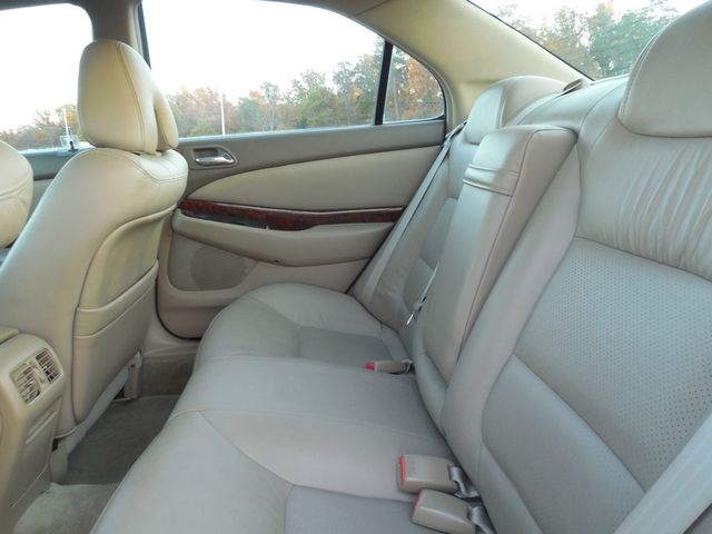 2003 Acura TL Type S w/Navigation System Leesburg, Virginia 9