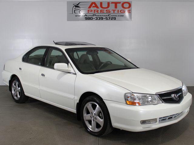 2003 Acura TL Type S w/Navigation System Matthews, NC 2