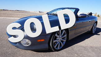 2003 Aston Martin DB7 in Lubbock Texas
