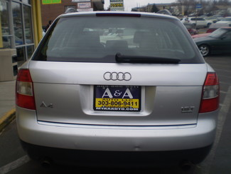 2003 Audi A4 1.8T Englewood, Colorado 5