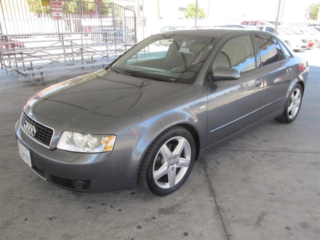 2003 Audi A4 18T Please call or e-mail to check availability All of our vehicles are available