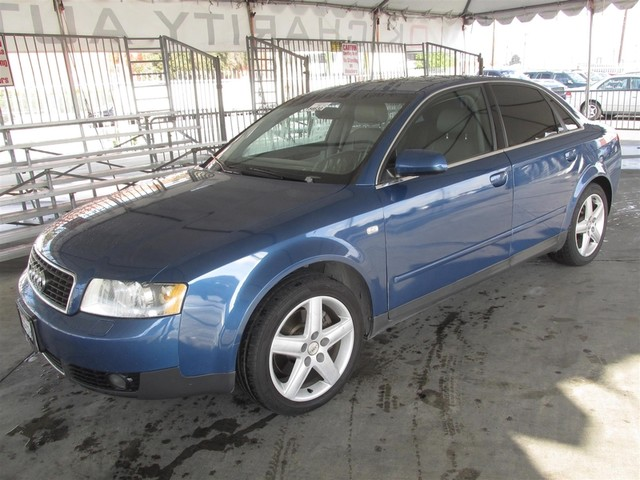 2003 Audi A4 30L Please call or e-mail to check availability All of our vehicles are available