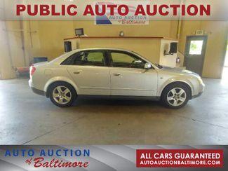 2003 Audi A4 3.0L   JOPPA, MD   Auto Auction of Baltimore  in Joppa MD