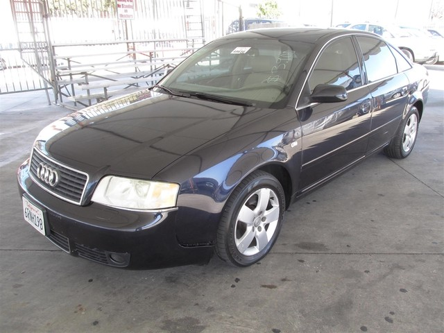 2003 Audi A6 30L Please call or e-mail to check availability All of our vehicles are available