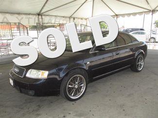 2003 Audi A6 3.0L Gardena, California