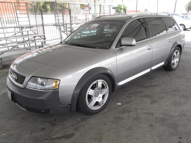 2003 Audi allroad Please call or e-mail to check availability All of our vehicles are available