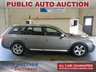 2003 Audi allroad in JOPPA MD