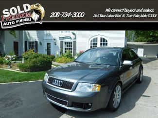 2003 Audi RS6  | Twin Falls, ID | Freedom Auto Finders in  ID
