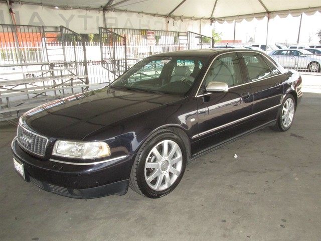 2003 Audi S8 Please call or e-mail to check availability All of our vehicles are available for