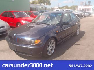 2003 BMW 325i Lake Worth , Florida