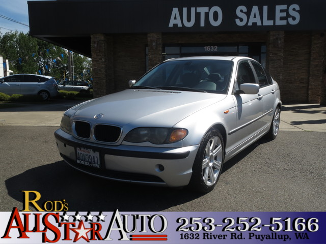 2003 BMW 325i The CARFAX Buy Back Guarantee that comes with this vehicle means that you can buy wi