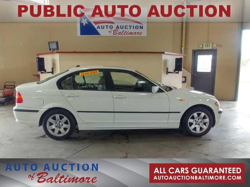2003 BMW 325xi  | JOPPA, MD | Auto Auction of Baltimore  in JOPPA MD