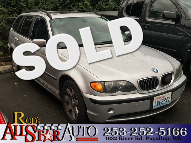 2003 BMW 325xi AWD The CARFAX Buy Back Guarantee that comes with this vehicle means that you can b