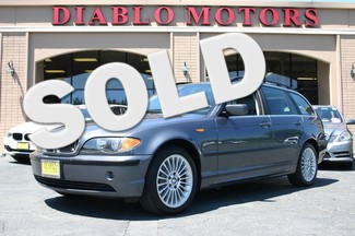 2003 BMW 325xiT AWD Touring Wagon with Sport & Premium pkgs San Ramon, California