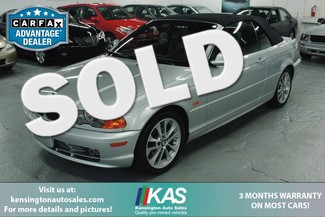 2003 BMW 330Ci Convertible Kensington, Maryland