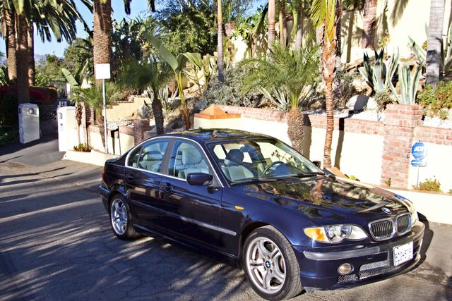 2003 BMW 330i SPORTS PKG AUTOMATIC ONLY 79K MLS XENON NEW TIRES! Woodland Hills, CA 6