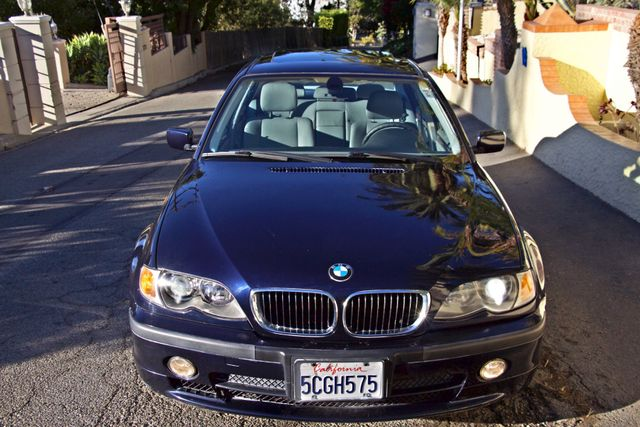 2003 BMW 330i SPORTS PKG AUTOMATIC ONLY 79K MLS XENON NEW TIRES! Woodland Hills, CA 7