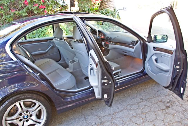 2003 BMW 330i SPORTS PKG AUTOMATIC ONLY 79K MLS XENON NEW TIRES! Woodland Hills, CA 33