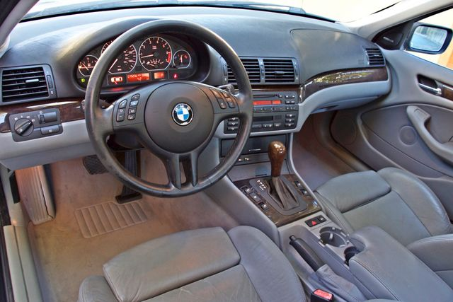 2003 BMW 330i SPORTS PKG AUTOMATIC ONLY 79K MLS XENON NEW TIRES! Woodland Hills, CA 17