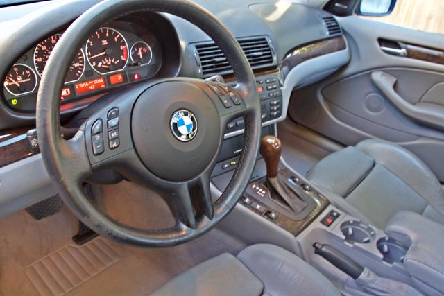 2003 BMW 330i SPORTS PKG AUTOMATIC ONLY 79K MLS XENON NEW TIRES! Woodland Hills, CA 18