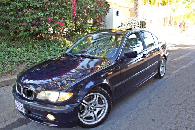 2003 BMW 330i SPORTS PKG AUTOMATIC ONLY 79K MLS XENON NEW TIRES! Woodland Hills, CA 8