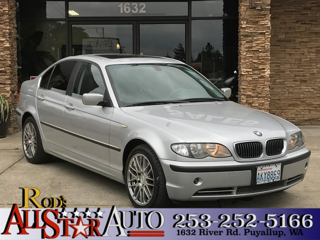 2003 BMW 330xi AWD The CARFAX Buy Back Guarantee that comes with this vehicle means that you can b