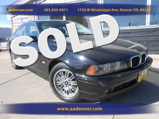 2003 BMW 525i 525iA | Denver, CO | A&A Automotive of Denver in Denver, Littleton, Englewood, Aurora, Lakewood, Morrison, Brighton, Fort Lupton, Longmont, Montbello, Commerece City CO