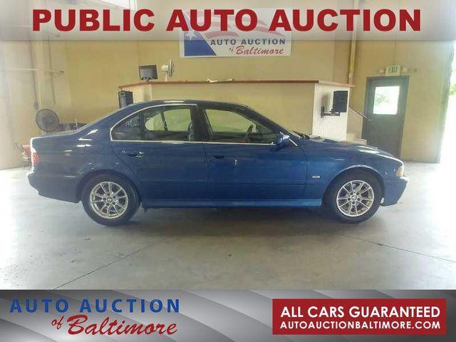2003 BMW 525i in JOPPA MD