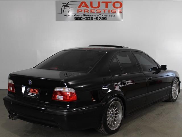 2003 BMW 540i Matthews, NC 4