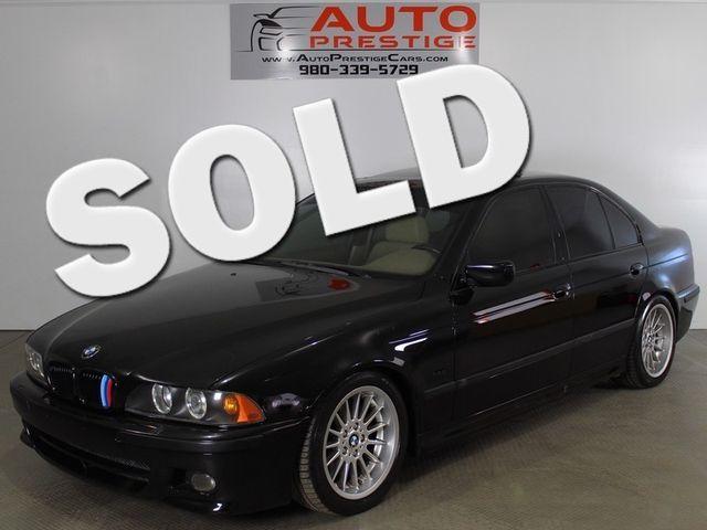 2003 BMW 540i Matthews, NC 0