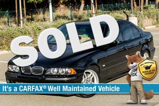 2003 BMW 540i  AUTO - 88K MILES - M-SPORT Reseda, CA