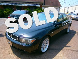 2003 BMW 745i Memphis, Tennessee