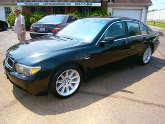 2003 BMW 745i Memphis, Tennessee 1