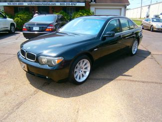 2003 BMW 745i Memphis, Tennessee 2