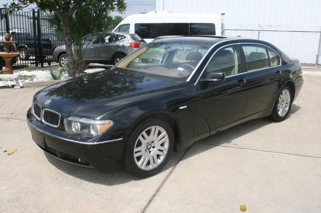 2003 BMW 745Li Houston, Texas 1